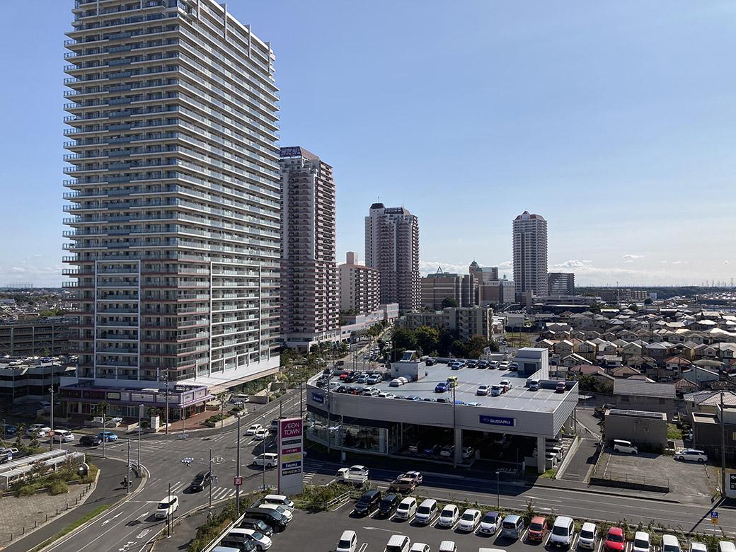 【ユーカリが丘駅周辺を歩いてみた】住みやすさを考慮した、千葉県郊外の大都市