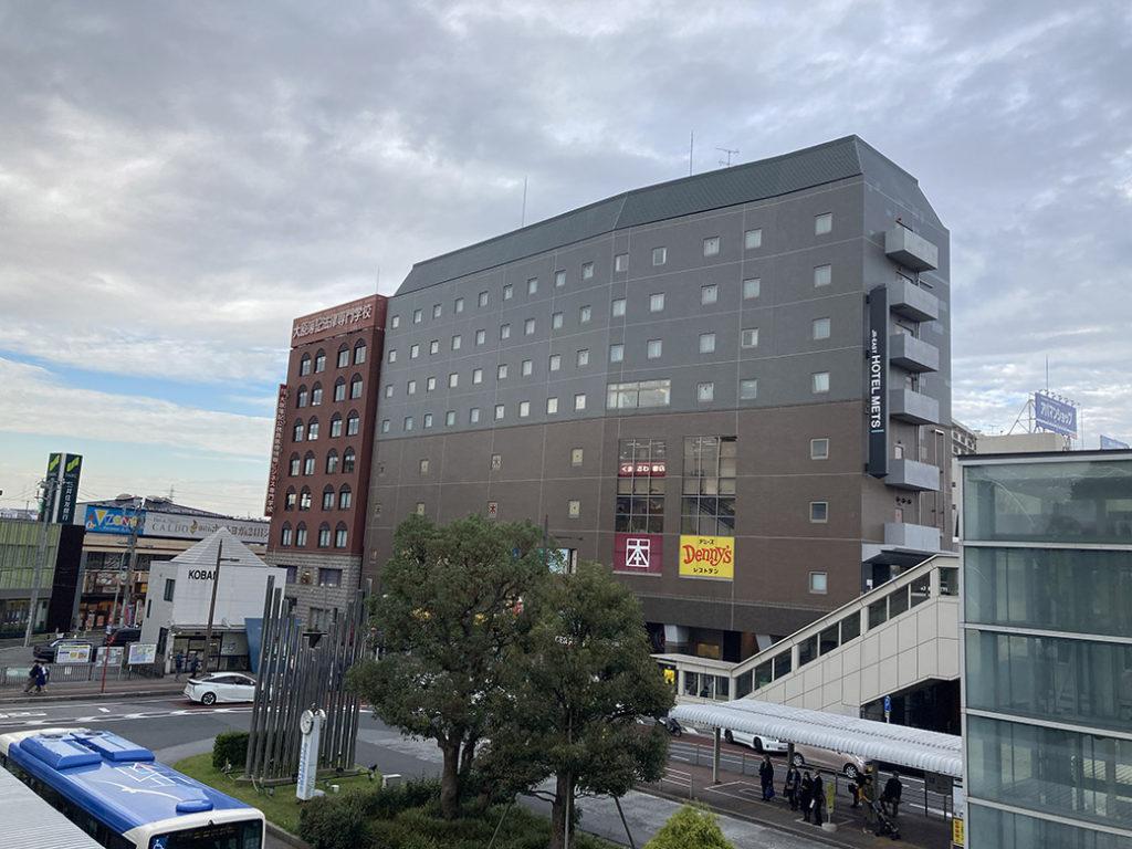 ホテルメッツ津田沼