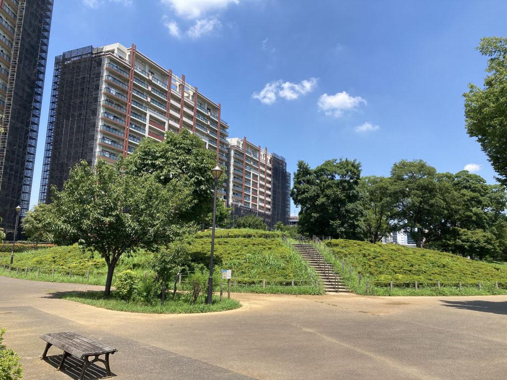 西初石近隣公園(おおたかの森駅南口公園)