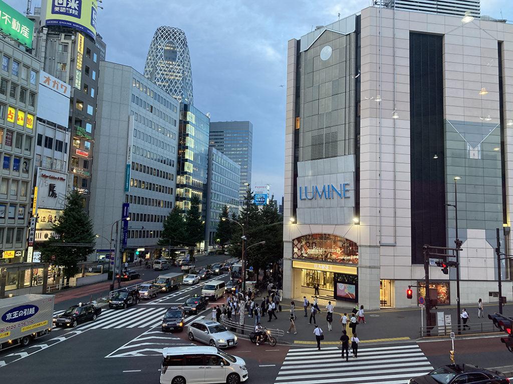 新宿LUMINE 1