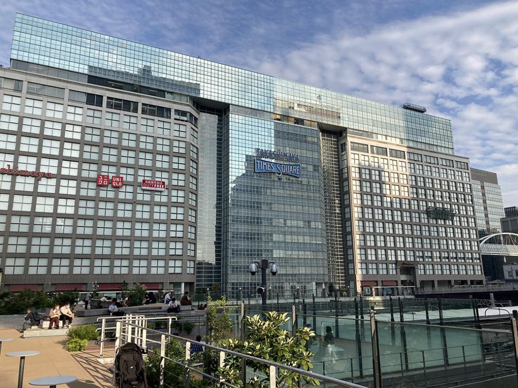 新宿 タカシマヤタイムズスクエア