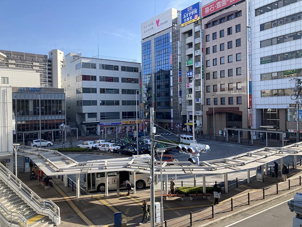 【川越駅に行ってみた】新旧の街が賑わう小江戸の玄関口