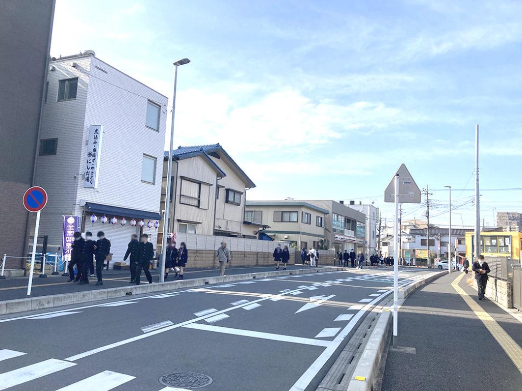 本川越駅西口