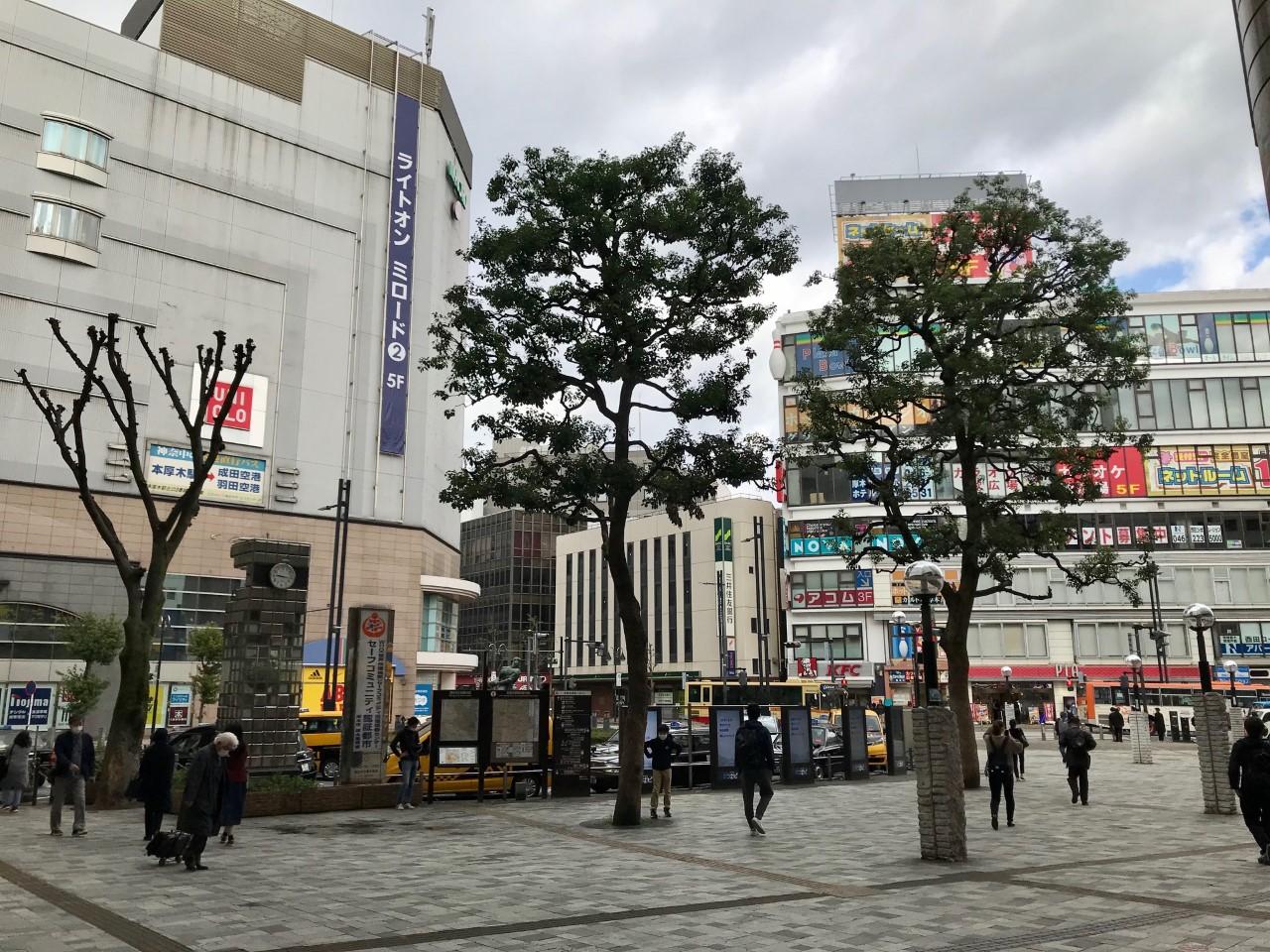【本厚木駅周辺を歩いてみた】相模川の清流に抱かれたB級グルメの街