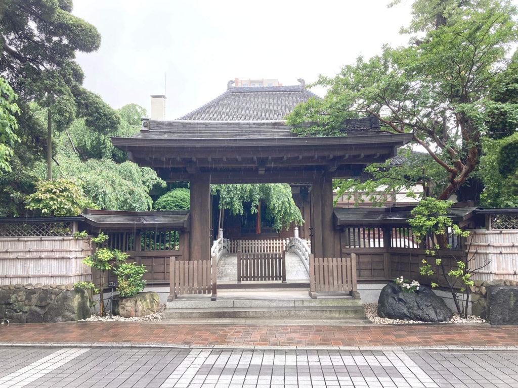 宝蔵院地蔵堂