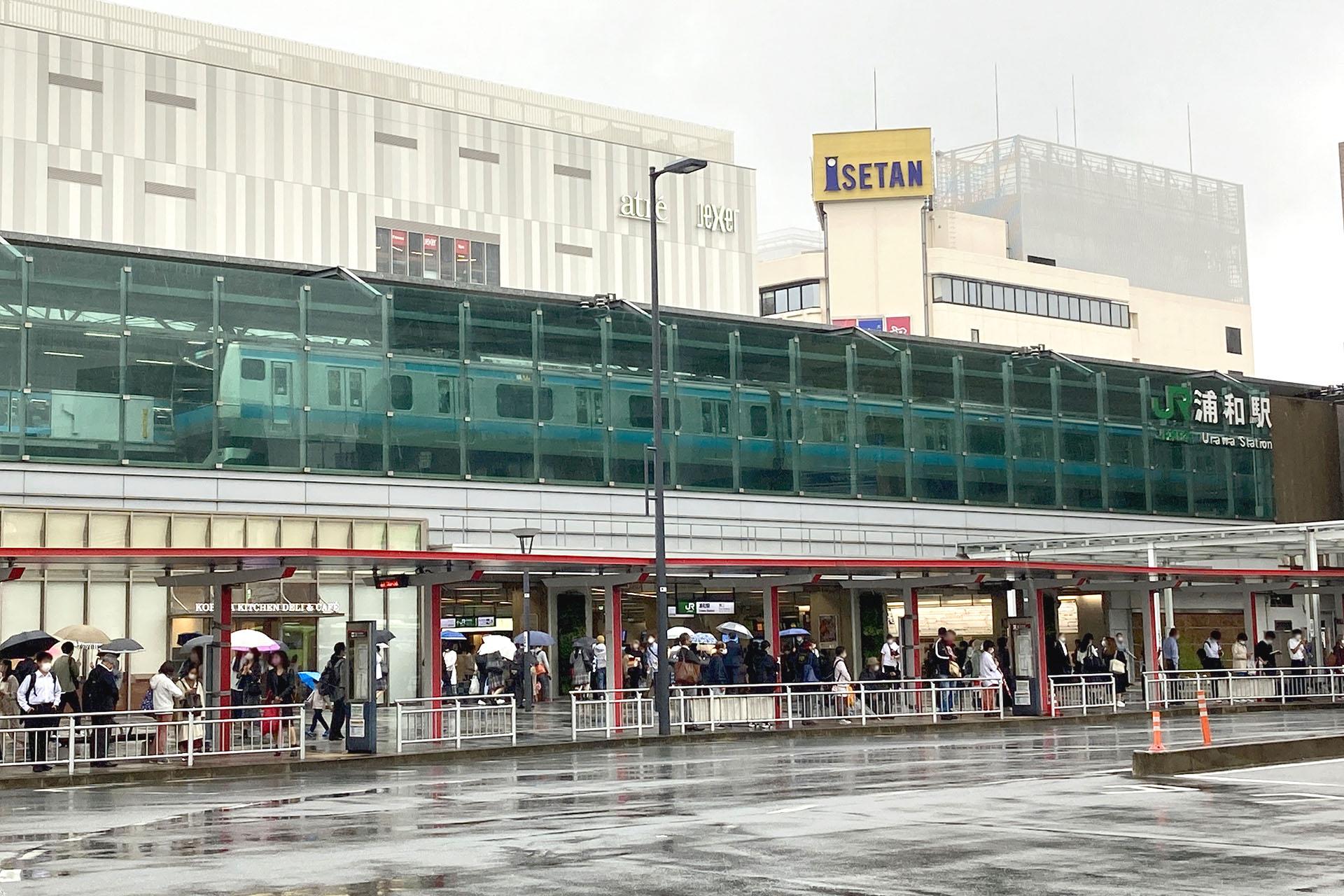 【浦和駅周辺を歩いてみた】宿場町としての歴史も残る、県政の中核を担う街